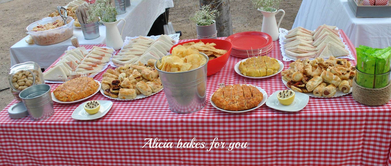 Alicia bakes for you baking for you - Como hacer una fiesta infantil economica ...